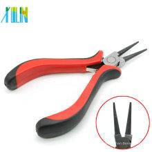 Crafting fornece o alicate redondo do nariz das ferramentas do Beading com punho vermelho, ZYT0005
