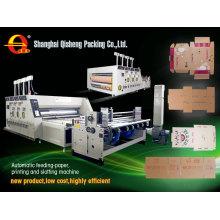 Packing Carton Printing and Die Cutting Machine (1200*2400mm)