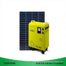 Off сетка Солнечной системы полная Мощность 2кВт солнечных генераторов системы энергии