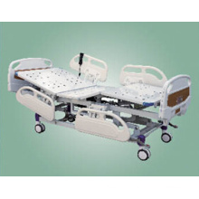 Five-Function Electric Hospital Bed with ABS Bed Head