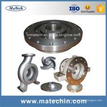 Usinagem de aço inoxidável de precisão de CNC de alta performance com serviço de OEM