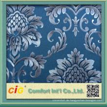 Flower Jacquard Sofa Fabric