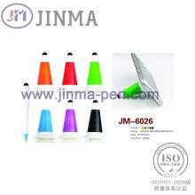 Le support de téléphone portable multifonctions en plastique Promotiom Pen Jm-6026
