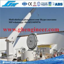 1t 2t Дистанционное управление Гидравлическая яхта Морской кран
