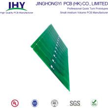 Máscara verde da solda 4 camadas da placa do PWB