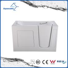 Acrylic Walk-in Wheelchair Safe Bathtub for Disabled (ACB2653W)