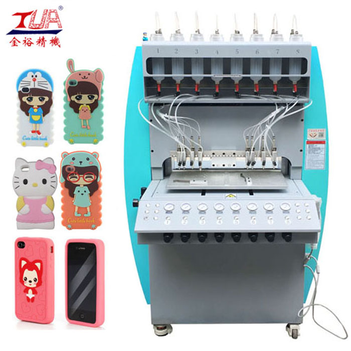 Auto phone case dispensing machine