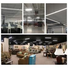 Freie Verbindungs-LED-Linien-Beleuchtung doppelt heller als T8 LED-Schlauch