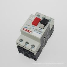 Disyuntor eléctrico miniatura miniatura de la protección del motor de Dzs12-06m32 3