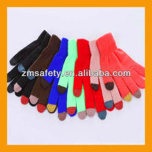 Concepts Unisex Acrylic Touch Screen Gloves