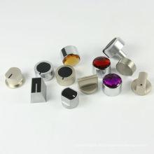 Maßgeschneiderte Zink Aluminiumlegierung Knopf Twist