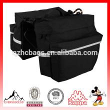 Sac de pannier fait sur commande extérieur chaud de vente avec le double sac latéral (ESX-LB276)