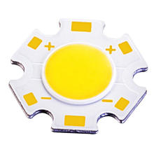 Star Shape, Superbrightness 9W COB LED Chips