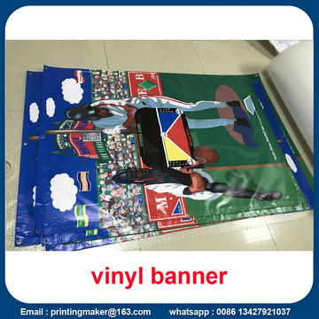 440+G+Matte+Vinyl+Banners+with+Grommets