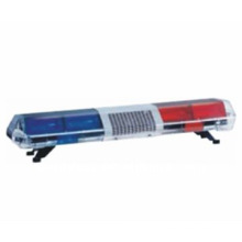 Xenônio estroboscópio lightbar Lightbar do aviso de emergência