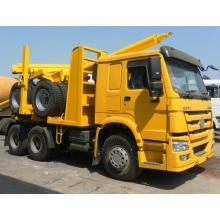 Sinotruk HOWO Log Transportation Truck
