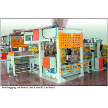 Automatic Bagging & Palletizing Line