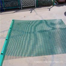 12.5X75mm/12.7X76.2mm Corromesh 358 Anti Climb Security Fence