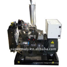CE approved factory price 10kva gas generator