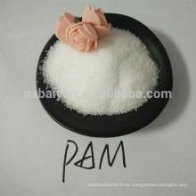 poliacrilamida aniónica aceite de pam