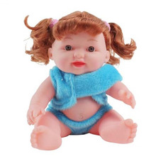 """8.5"""" PVC Cute Baby Alive Doll with Perfume"""