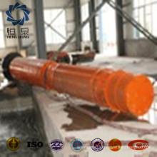 Centrifugal three phase submersible motor pump