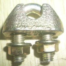 China Manufacture Rigging DIN 1142 Wire Rope Clamp