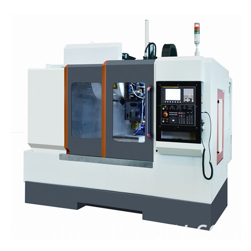 High Stability Structure CNC Milling Machine