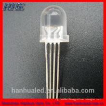 3mm 5mm 10mm super light emitting yellow led diode cheaper price