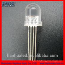 3mm 5mm 10mm super leve emissor de diodo emissor de luz amarela preço mais barato