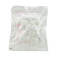 Boules de coton stériles avec sac