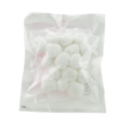 Sterile Cotton Balls with Bag Pack