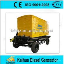 Generadores diesel del tipo del remolque de 160kw Daewoo