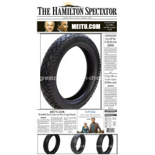 Own Factory 110/90-16 Motorcycle Imported Tires China