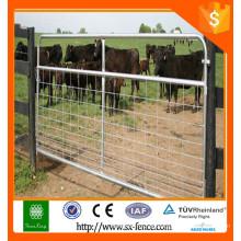 Hochwertige Rinderschiene Zaun / billig Feld Zaun / Vieh Zaun heißen Verkauf