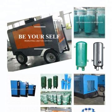 compresores de alta presión impulsados por la correa de la refrigeración industrial del aire para la venta en Sri Lanka