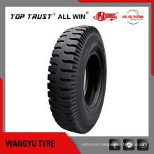 Las mejores marcas del mundo Bias Light Truck Tire 6.00-13