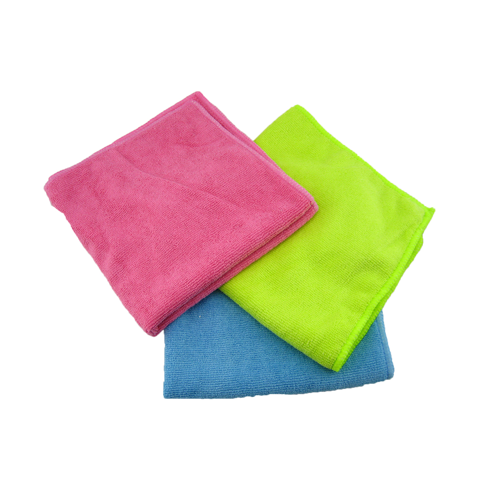 medium size towel