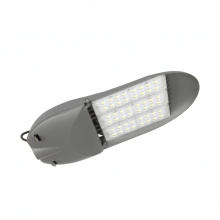 SMD 3030 IP65 Modular 150W LED Street Light dengan Asimetris Beam Angle