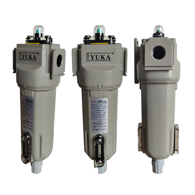 compressed air filter media