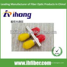 Adaptador de fibra óptica FC-ST duplex