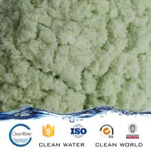 produtos químicos verdes do tratamento da água do preço do sulfato do vitriol