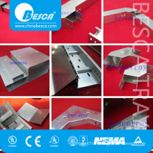 Steel Clip-On Cover CABLE TRUNKING With CE UL