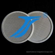 Malha de aço inoxidável do filtro de Anping