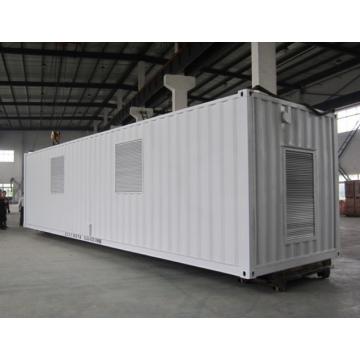 40' conteneurisées 2000KW silencieux Diesel Generator