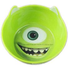 Kids Melamine Bowl with Cartoon Logo (BW7362)