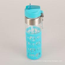 best selling Everich sports water glass bottle