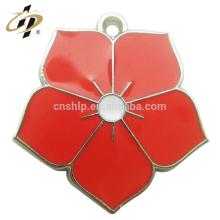 Promotion cadeau alliage décoration émail personnalisé charme pendentif