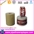 Submerged Steel Water Pipelines Anti Corrosion  Petrolatum Tape