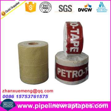 Grease fiber corrosion prevention seal tape